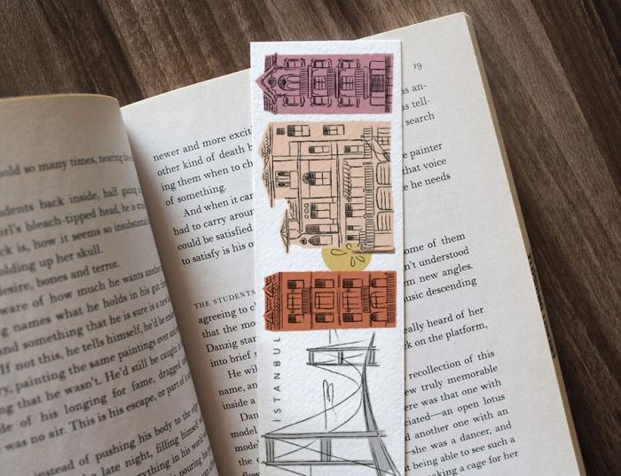 istanbul kombo bookmark